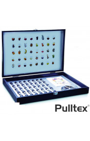 Сет Pulltex Luxe 40 есенции и чаша / Set Pulltex Luxe 40 essences with glass 107842