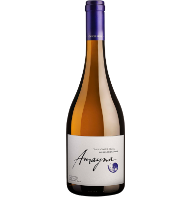 Амайна Совиньон Блан Барел Ферментед / Amayna Sauvignon Blanc Barrel Fermented