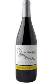 Боровица Гъмза-Памид Северозападно празнично вино  / Borovitza Gamza-Pamid Northwestern holiday wine