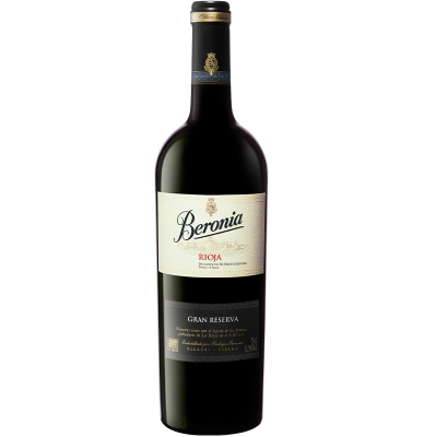 Берония Риоха Гран Резерва / Beronia Rioja Red Gran Reserva