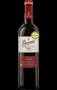 Берония Риоха Крианца червено / Beronia Rioja Red Wine Crianza