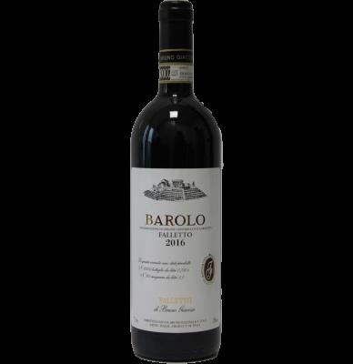 Бруно Джакоза Фалетто Бароло / Bruno Giacosa Falletto Barolo