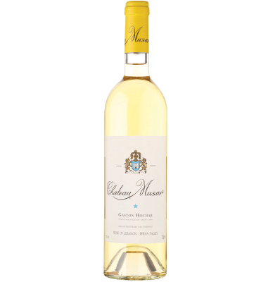 Шато Мусар Бяло / Chateau Musar White