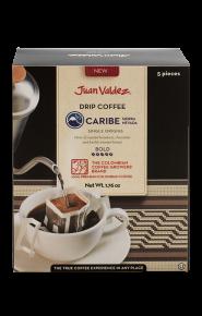 Хуан Валдез Дрип кафе Сиера Невада (5 пакетчета) / Juan Valdez Drip Coffee Sierra Nevada (5 units)