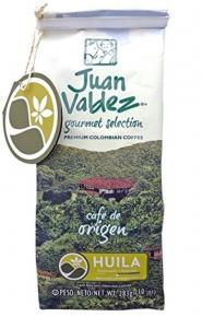 Хуан Валдез Хуила Кафе (мляно) / Juan Valdez Huila  (ground coffee)