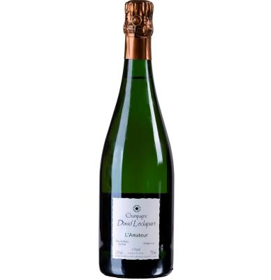 Шампан Давид Леклапарт Кюве Л'Аматьор LV17 Блан де Блан / Champagne David Leclapart Cuvee l'Amateur LV17 Blanc de Blancs