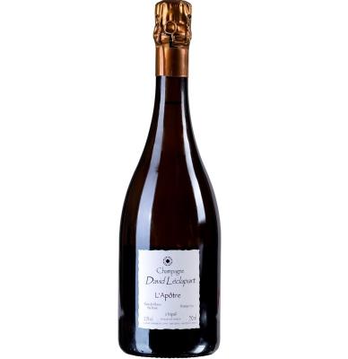 Шампан Давид Леклапарт Кюве Л'Апотре LV14 Блан де Блан Екстра Брут / Champagne David Leclapart Cuvee l'Apotre LV14 Blanc de Blanc Extra Brut