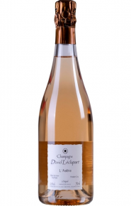 Шампан Давид Леклапарт Кюве Л'Астре LV15 Блан де Ноар / Champagne David Leclapart Cuvee l'Astre LV15 Blanc De Noir