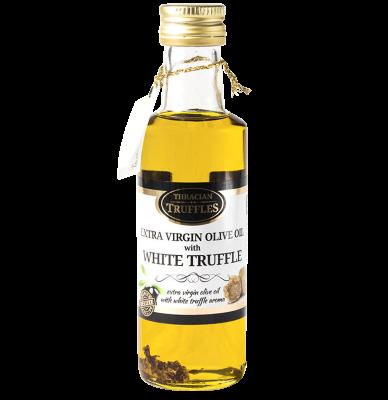 Маслиново масло с бял трюфел / White truffle olive oil
