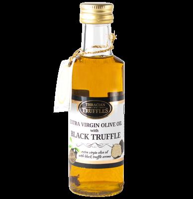 Маслиново масло с черен трюфел / Black truffle olive oil