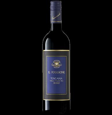 Ил Поджоне Росо ди Тоскана / Il Poggione Rosso di Toscana