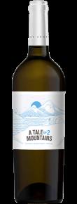 Карас Приказка за 2 планини Бял / Karas A Tale of 2 Mountains white