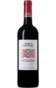 Мулин де Гасак Гилем Червено / Moulin De Gassac Guilhem Red
