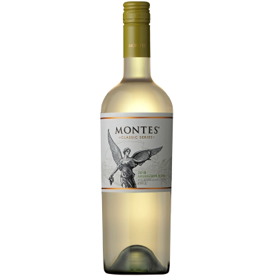 Монтес Резерва Совиньон Блан / Montes Reserva Sauvignon Blanc