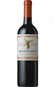 Монтес Алфа Каберне Совиньон / Montes Alpha Cabernet Sauvignon