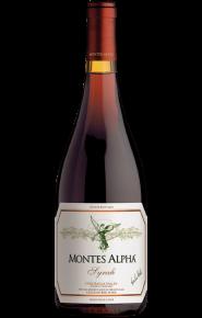 Монтес Алфа Сира / Montes Alpha Syrah