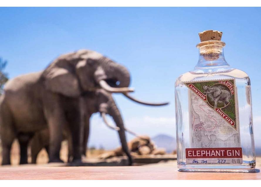 Elephant GIn – дестилерията с важна мисия, вече и в България!