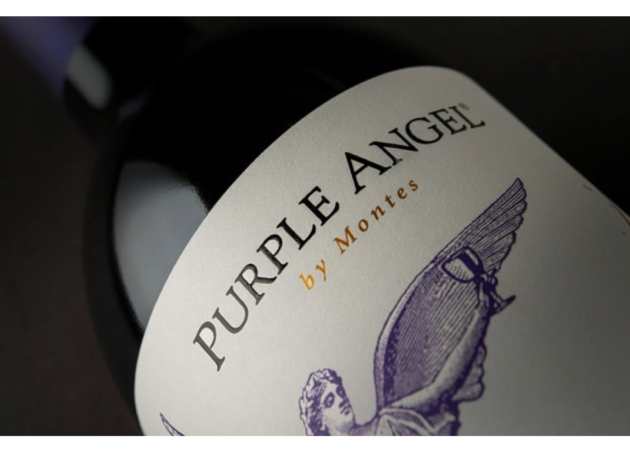 MONTES PURPLE ANGEL с  99 от 100 точки