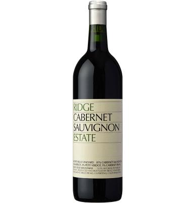 Ридж Естейт Каберне Совиньон / Ridge Estate Cabernet Sauvignon