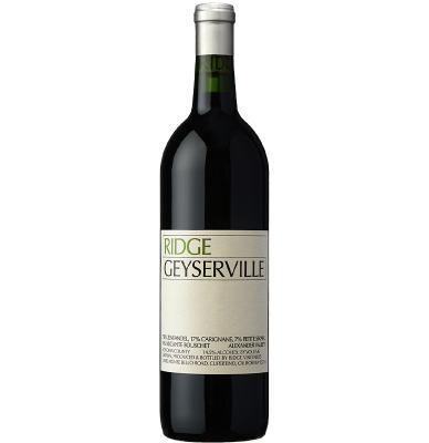 Ридж Гейзървил / Ridge Geyserville