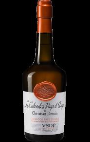 Калвадос Кристиан Дроан VSOP Pale & Dry / Calvados Christian Drouin VSOP Pale & Dry