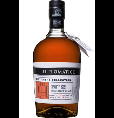 Дипломатико Барбет Номер 2 (в индивидуална кутия) / Ron Diplomatico Barbet Rum No2 (individual box)