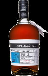Дипломатико Батч Номер 1 (в индивидуална кутия) / Ron Diplomatico Batch Rum No1 (individual box)