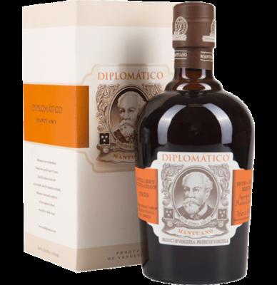 Дипломатико Мантуано (в индивидуална кутия) / Ron Diplomatico Mantuano (individual box)