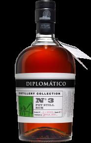 Дипломатико Пот Стил Номер 3 / Ron Diplomatico Pot Still Rum No3