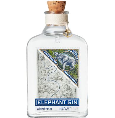 Елефант Стренгт Гин / Elephant Strength Gin