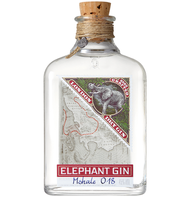 Елефант Лондон Драй Джин / Elephant London Dry Gin