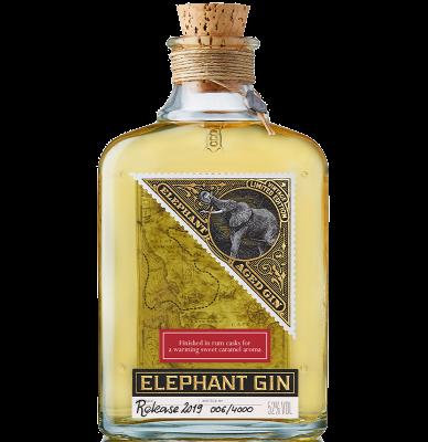 Елефант Отлежал джин / Elephant Aged Gin