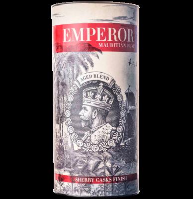 Ром Емперор Шери каск (канистер) / Emperor Rum Sherry Cask (canister)