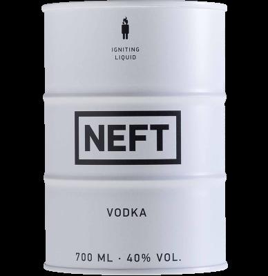 Водка Нефт бяла / Neft Vodka White