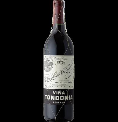Виня Тондония Тинто Резерва / Vina Tondonia Tinto Reserva